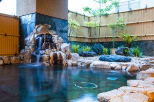 三翠園 温泉