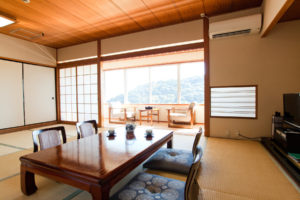 三翠園 客室